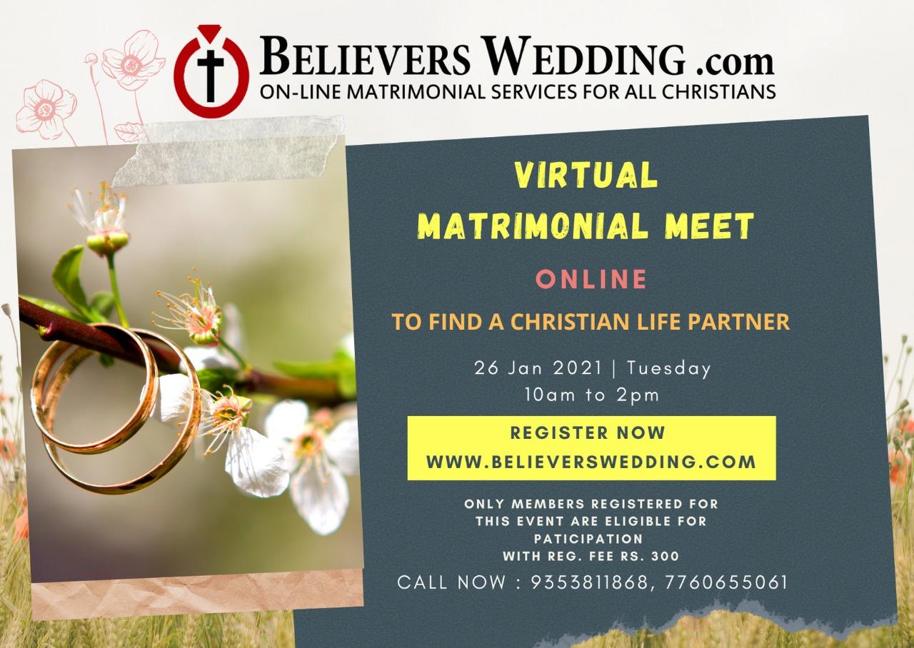 VIRTUAL MATRIMONIAL MEET